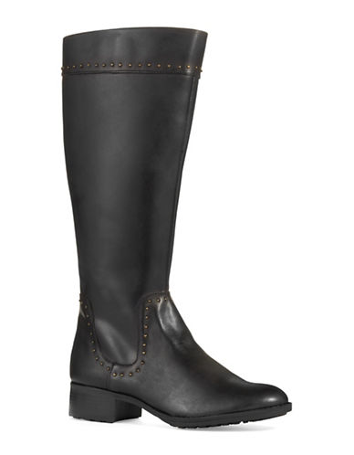 CIRCA JOAN & DAVID Talaro Wide Calf Riding Boots
