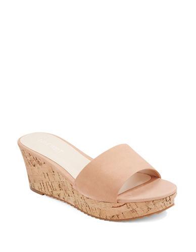 NINE WESTConfetty Cork Sandals