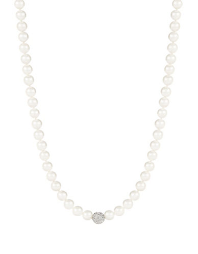 Lord & Taylor Faux Pearl Necklace