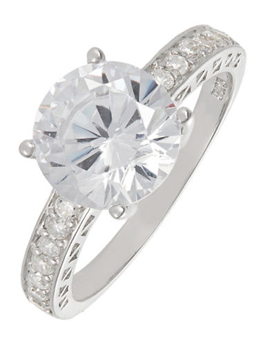 LORD & TAYLOR Cubic Zirconia Ring