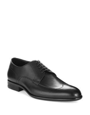 Hugo Boss Brokin Wingtip Shoes