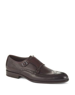 Hugo Boss Brossio Wingtip Shoes