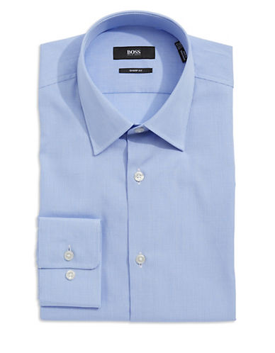 HUGO BOSS Sharp-Fit Dress Shirt