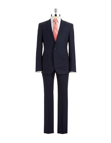 HUGO BOSS Huge/Genius Two-Piece Suit