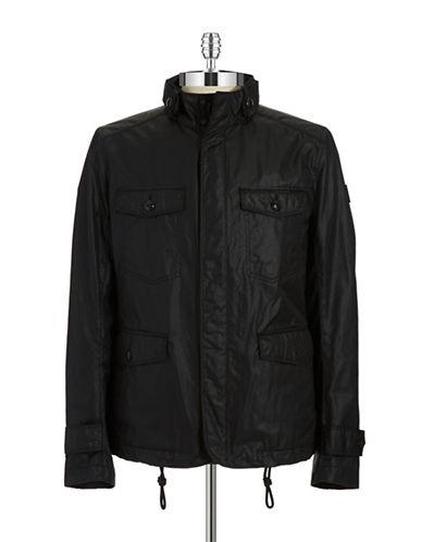 HUGO BOSSZip Up Utility Jacket