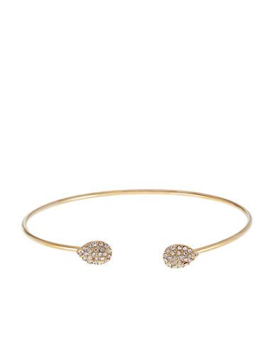 CARAPave Teardrop Cuff Bracelet