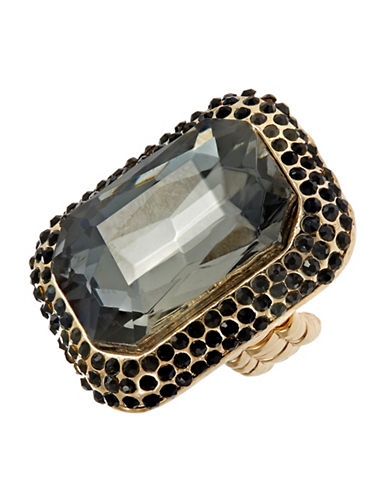 CARAGemstone Accented Stretch Ring