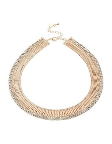 CARAHerringbone Chain Necklace