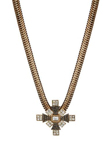 CARAMaltisse Cross Pendant Necklace