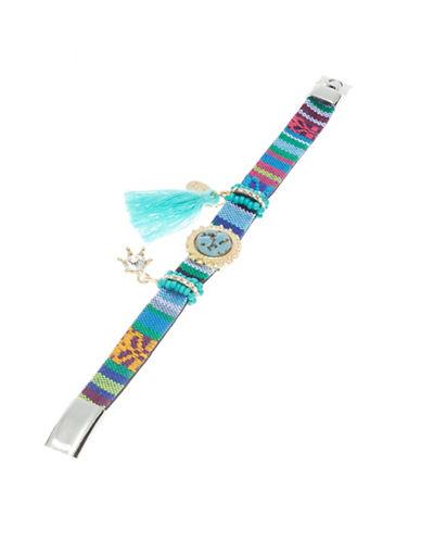Cara Embellished Wrap Bracelet