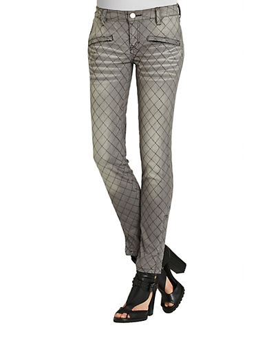 BCBGENERATIONPrinted Skinny Jeans