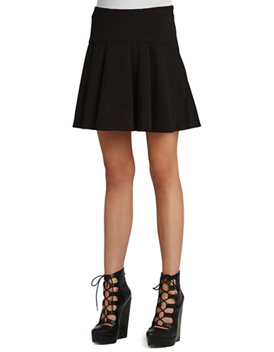 BCBGENERATIONFlared Pleated Skirt