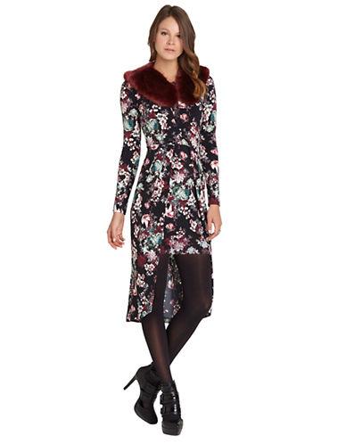 BCBGENERATIONHigh Low Hem Dress