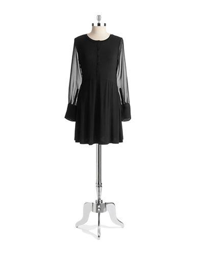 BCBGENERATIONButtoned Shirt Dress
