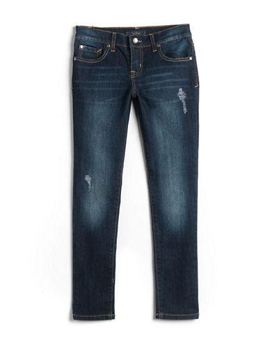 JESSICA SIMPSONGirls 7-16 Kiss Me Skinny Jeans