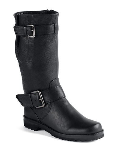 GENTLE SOULSBuckled Up Ankle Boots