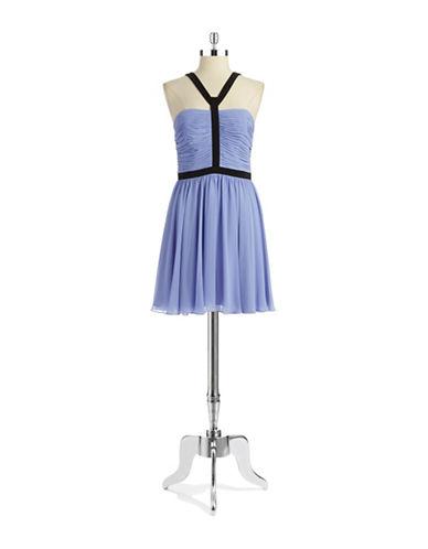 JILL JILL STUARTRuched Fit and Flare Dress