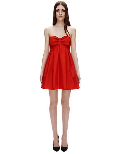 JILL JILL STUARTStrapless Party Dress