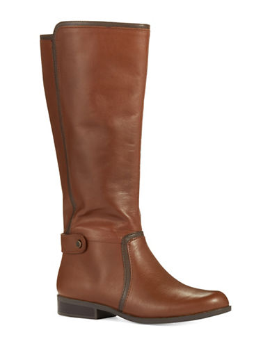 ANNE KLEINWide Calf Cybele Riding Boots