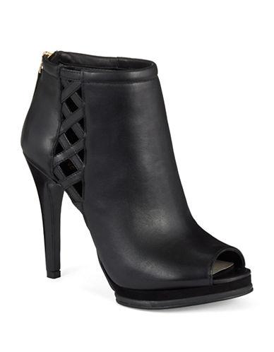 NINE WESTSvanity Platform Ankle Boots