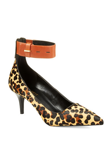 NINE WEST Marathon Ankle Strap Pumps