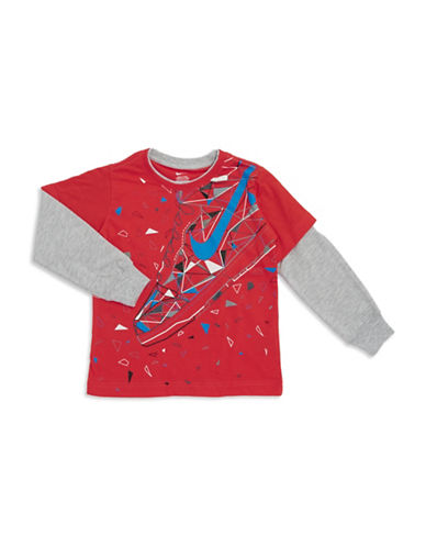 NIKEBoys 2-7 Graphic T Shirt