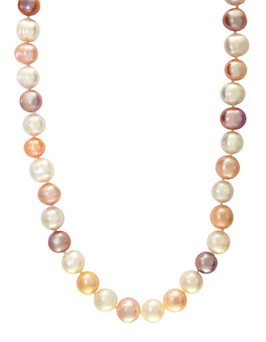 EFFYSterling Silver Pink Pearl Necklace