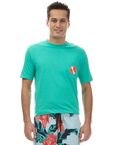 NAUTICA Performance Jersey Pocket T-Shirt