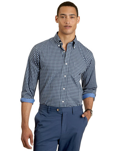 NAUTICAClassic Fit Check Sport Shirt