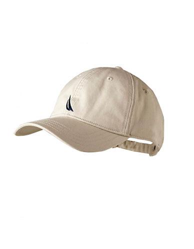 NAUTICALogo-Embroidered Baseball Hat