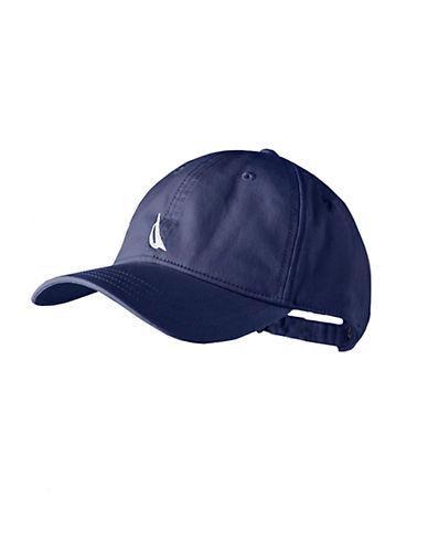 UPC 618935983703 - Nautica Logo-Embroidered Baseball Hat  4afd656edff4