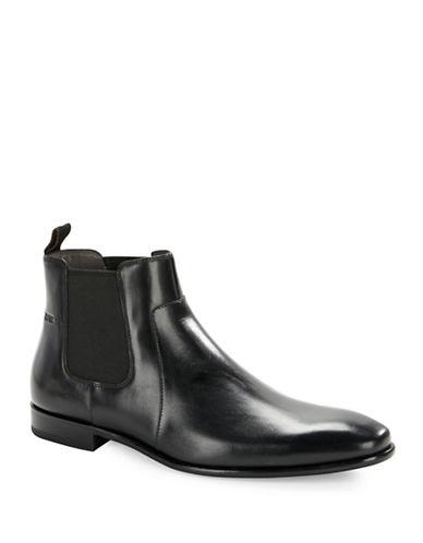 HUGO BOSSHubot Leather Chelsea Boot
