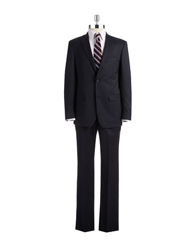 MICHAEL KORSTwo-Piece Checked Suit