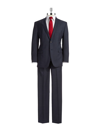 LAUREN RALPH LAUREN Checked Suit Set