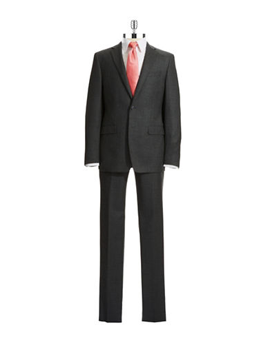 CALVIN KLEIN Two Piece Extreme Slim Fit Suit