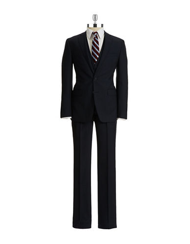 CALVIN KLEIN Slim Fit Three-Piece Suit