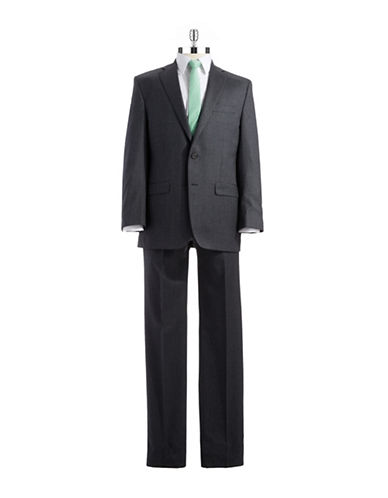 LAUREN RALPH LAUREN Ultraflex Two Piece Wool Suit