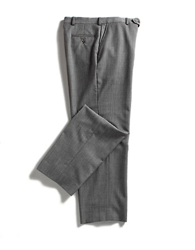 LORD & TAYLOR KIDS Wool Blend Husky Dress Pants -Smart Value