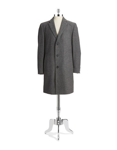 HUGO BOSS Stratus Wool Coat