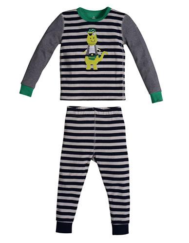 Long Sleeve Dragon Pajamas for Toddler Boys