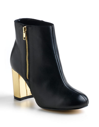 LORD & TAYLORExelda Leather Ankle Boots