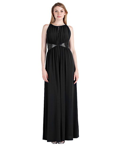 JS BOUTIQUERuched Jersey Gown