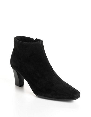 LA CANADIENNEDeacon Suede Ankle Boots
