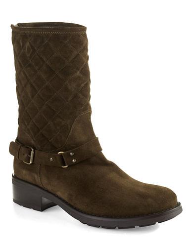 Shop Aquatalia online and buy Aquatalia Sage Quilted Boots shoes online