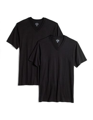 CALVIN KLEINTall V-Neck T-Shirts 2-Pack