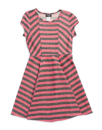 2 HIPGirls 7-16 Chevron Sweater Dress