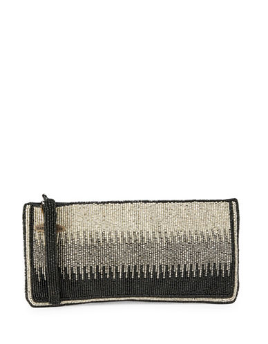mary frances female beaded convertible clutch