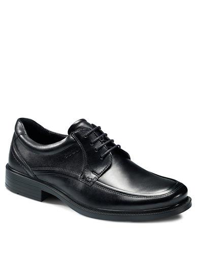 ECCODublin Apron Leather Oxfords