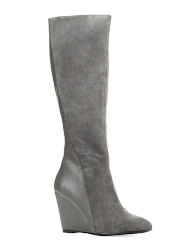 CHARLES BY CHARLES DAVID Easton Wedge Boots