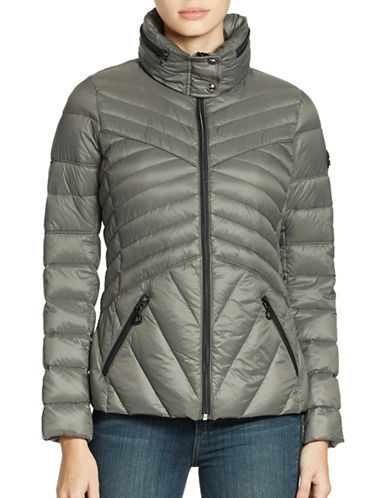 BERNARDO Lightweight Down Ski Jacket